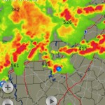RDU Weather Radar