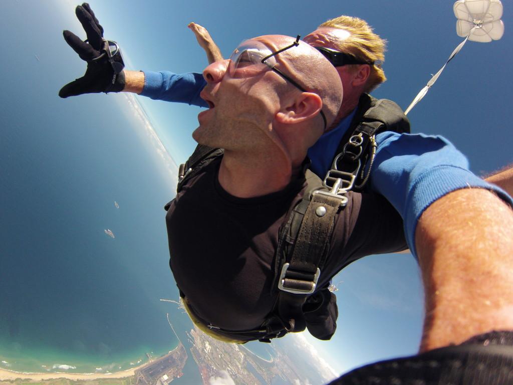 Skydive the Beach - Sydney, AU