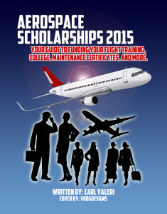 Aerospace Scholarships Cover 200 wide