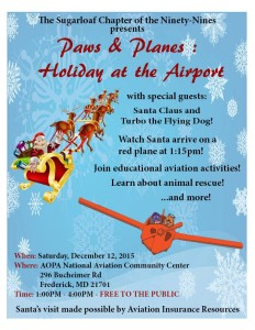 Paws & Planes Day Holiday at the airport