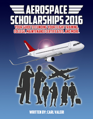 Aerospace Scholarships 2016 Cover 300