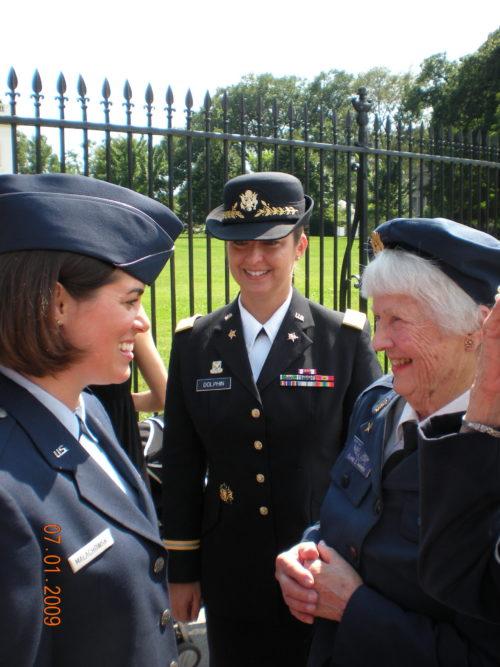 Women Military Aviators